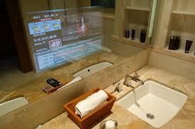 Tv In Mirror Bathroom by Trip Report Toronto Part 4 Ritz Carlton Toronto