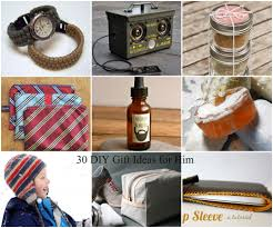 Handmade Gifts For Him Ideas - best diy gifts for him 30th gift and holidays