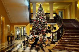 hotel holiday spirit decorations from around the world photos