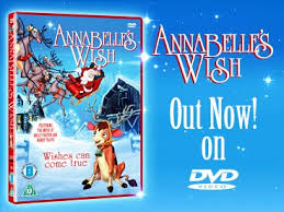 annabelle s christmas wish annabelle s wish dvd co uk randy travis johnson