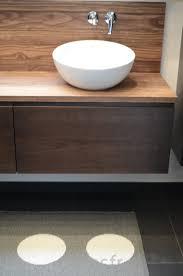 meuble sous vasque sur mesure vasque en bois sur mesure