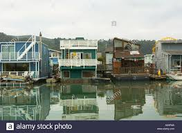 richardson homes houseboats floating homes in the canals of richardson bay in