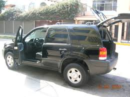 Ford Escape Length - ford escape 3 0 2004 auto images and specification