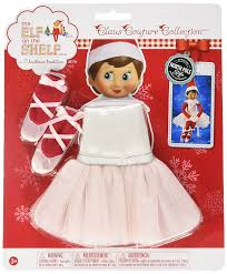 on the shelf doll on the shelf claus couture twinkle toes tutu toys