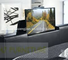Bed Frame With Tv In Footboard Footboard Tv Lift Yamacraw Org