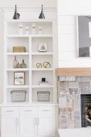 White Electric Fireplace With Bookcase Best 25 Fireplace Built Ins Ideas On Pinterest Fireplace With