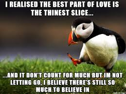 Lost Love Meme - lost in love meme on imgur
