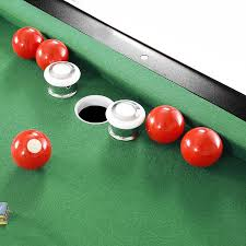 slate bumper pool table hathaway games renegade slate 5 bumper pool table accessories
