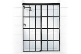 Black Shower Door Glass Shower Doors In Montgomery County Md Shower Door Experts