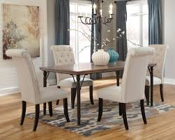 ashley dining room table set 18679