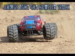 animus 18mt 4x4 monster truck hlna0692 miniplanes