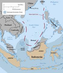 the sea map indonesia china the sea between by philip bowring nyr daily