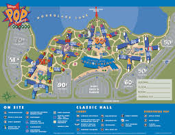 Coronado Springs Resort Map Disney U0027s Pop Century Resort