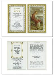 memorial cards memorial cards allen press