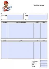 handyman invoices templates memberpro co