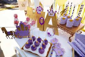 sofia the birthday party ideas kara s party ideas sofia the birthday party