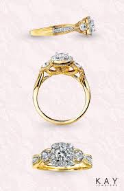 Kay Jewelers Wedding Rings by 228 Best Engagement Rings Images On Pinterest Engagement Rings