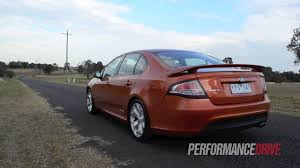 2012 ford falcon xr6 mkii engine sound and 0 100km h youtube