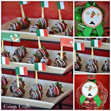 crissy u0027s crafts scouts italian night simple meals badge