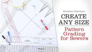 pattern grading for beginners create any size pattern grading sewing class craftsy