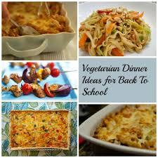 Dinner Special Ideas Vegetarian Dinner Ideas For Back To April J Harris
