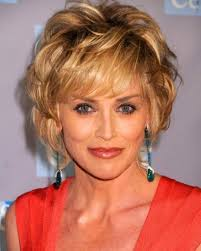 short hairstyles for women over 50 with round faces to boost your