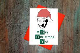 breaking bad christmas cards discovered by turtlessoup