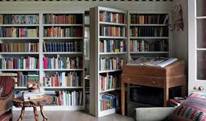 home library interior design vintage inspired home libraries to envy
