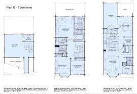 three story house plans 3 story open floor plans decohome extraordinary plan alovejourney me