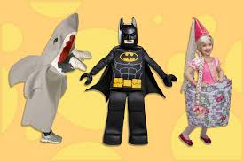 halloween costumes for kids lego batman mermaid donut most wanted