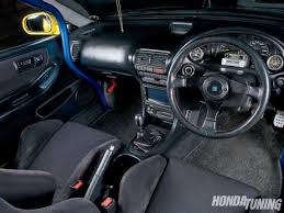 Integra Type R Interior For Sale 2000 Integra Type R And 2000 Civic Type R Honda Tuning Magazine