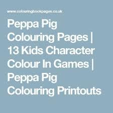 25 free peppa pig games ideas peppa pig
