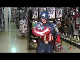 Captain America Halloween Costume Kids Captain America Kid Sparkly Suit