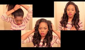 versatile u0026 natural looking sew in you can put in a high ponytail