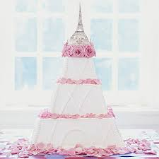 wedding cakes eiffel tower wedding cake