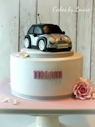 car cake toppers mini car cake topper cake by louise jackson cake design auta