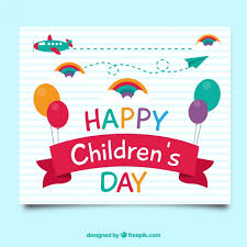 s day greeting cards children s day greeting card vector free