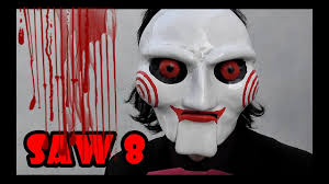 Saw Mask How To Make A Saw Mask Billy Mask Tutorial Saw 8 New Youtube