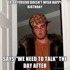 Boyfriend Birthday Meme - funny boyfriend meme and pictures