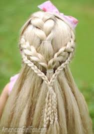 cute hairstyles for our generation dolls doll hairstyle how to do a circle braid americangirlfan doll