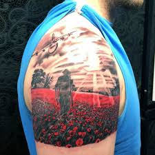 75 poppy designs for remembrance flower ink