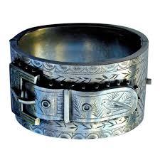 antique sterling silver cuff bracelet images Antique victorian sterling silver cuff bracelet for sale at 1stdibs jpg