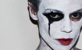 halloween makeup men planeta de