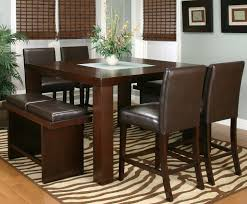 Frosted Glass Dining Room Table Square Pub Table With Frosted Glass Insert By Cramco Inc Wolf