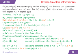 division worksheets division of polynomials free math
