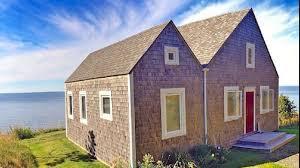768 sq ft ocean cottage in cape breton island amazing small