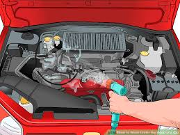 Deep Interior Car Cleaning How To Wash Under The Hood Of A Car 13 Steps With Pictures
