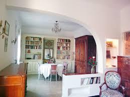 salle a manger provencale appartement de charme 70m2 dans villa provençale avec terrasse