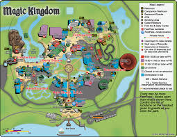 magic kingdom disney map complete guide to magic kingdom attractions wdw prep