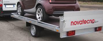 carrelli porta auto produzione e vendita di carrelli e rimorchi per autovetture